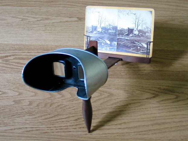 Stereoscope Viewer