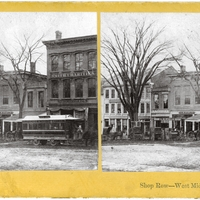 Shop Row—West Middle Section