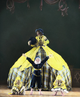 Photo #6  Nutcracker Mother Ginger and Polichinelles.jpg